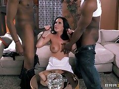 Interracial triune chapter with Jayden Jaymes,