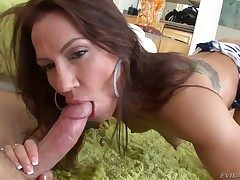 Horney Inari is fucked hard less her tight pussy