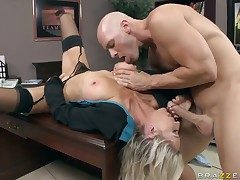 Johnny Sins loves always wet loving love hole be beneficial to
